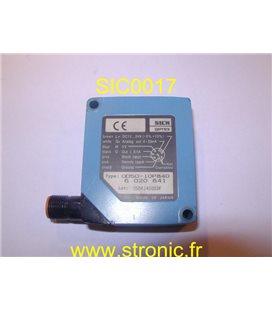 DETECTEUR REFLEX    OD50-10P840 6 020 641