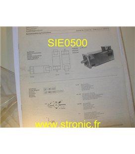 SERVOMOTEUR FREIN 1HU3 074  0AC 01