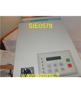 VARIATEUR SIMOVERT P 6SE 1204-2AC02
