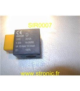 BOBINE POUR ELECTROVANNE 220V