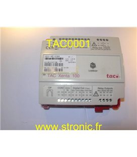 REGULATEUR TAC XENTA 121-HP