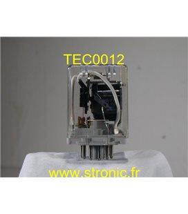 RELAIS 1210  24V AC  3 RT