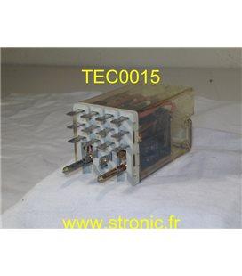 RELAIS 1783   6V AC    4RT