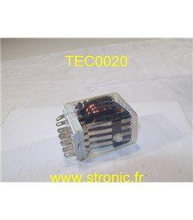 RELAIS 1401 471G00  110V AC  4RT