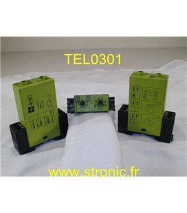 RELAIS TEMPORISE 220V AC. 6VA