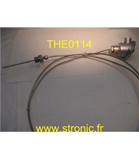 CANNE THERMOMETRIQUE A VISSER K 333300/08