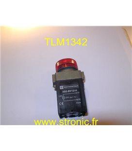 VOYANT LUMINEUX A LED XB2-BV1214