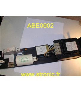ALIMENTATION LAMPE SODIUM HP SHP250