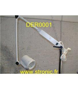 LAMPE SUR ROULETTES HALUX 35/2GX