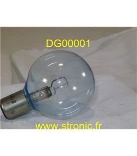 LAMPE FILAMENT PONCTUEL 6V-50B
