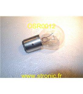 LAMPE 12V 35W F2  FILAMENT PONCTUEL