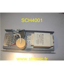 ALIMENTATION LAMPE IODURE METAL 150W  NaHI 150