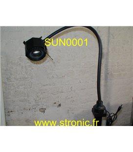 LAMPE SUR ROULETTES SUNNEX 116-22170