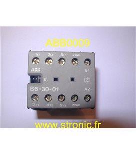 CONTACTEUR B6-30-01