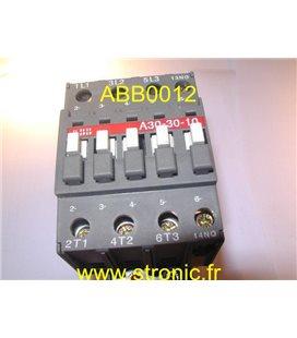 CONTACTEUR A30-30-10  3 POLES