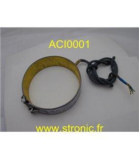 COLLIER CHAUFFANT 230V 1000W  X 689 258