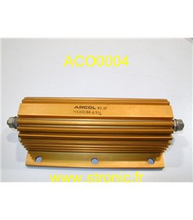 RESISTANCE CHASSIS ALU   HS300