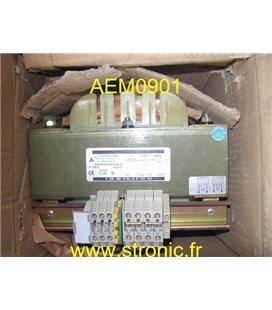 TRANSFORMATEUR  230/400V----115/220V 2.5kVA