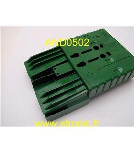 CONNECTEUR DE PUISSANCE SBE320A-GREEN-2/0