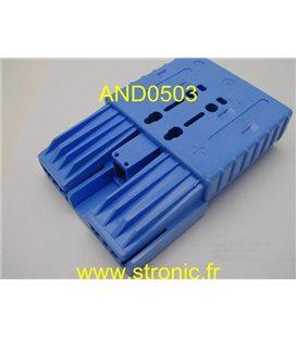 CONNECTEUR DE PUISSANCE SBE320A-BLUE-2/0