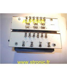 TRANSFORMATEUR TRIPHASE 220/380----2 X15V + 24V