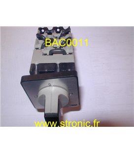COMMUTATEUR 4 DIR + ARRET  9 POLES PR12 A4