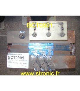 TRANSFORMATEUR TRI 220/380-520V 470VA
