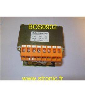 TRANSFO 220/380/415----220V