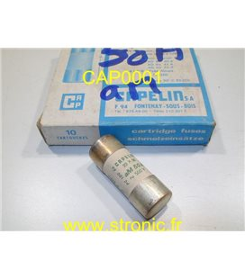 FUSIBLE CAPELIN 232050  50A  aM x9