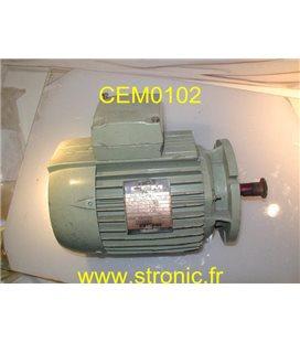 MOTEUR SYNC 0.12 Kw  HOUA 80LR4 NOVACEM COMPAX