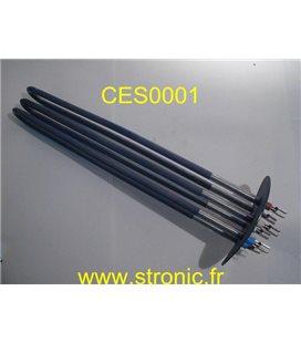 THERMOPLONGEUR INOX  4500W 220/380V  399017