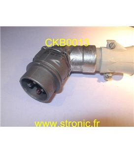 CONNECTEUR MALE COUDE CCA 0585-0192-AM005-01-37