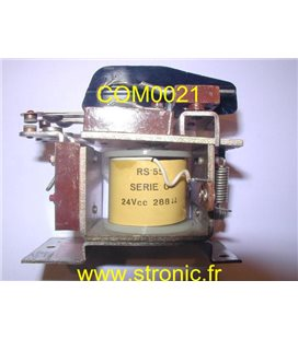 RELAIS RS-55  SERIE C   24V CC  2T