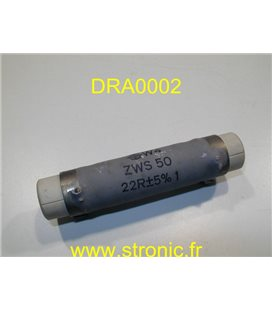 RESISTANCE DRALORIC   ZWS 50