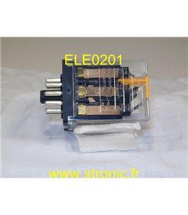 RELAIS SKR115L  48V AC 50-60 Hz