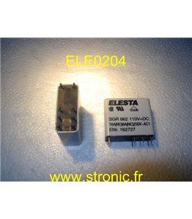 RELAIS SGR662  110V DC