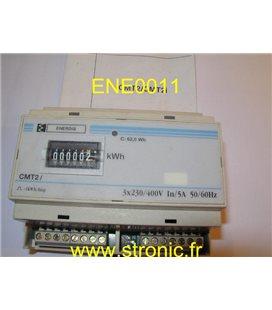 COMPTEUR D ENERGIE 380V