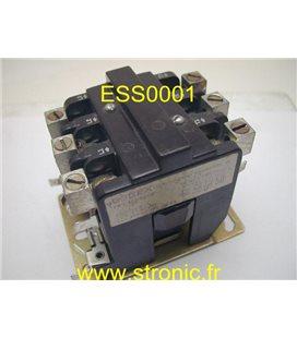 RELAIS TRIPOLAIRE 220V  40/50 A  154-D2C3
