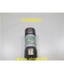 FUSIBLE FERRAZ 22x58 100A