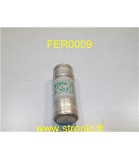 FUSIBLE FERRAZ aM22/160  22x58