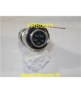 CONNECTEUR FEMELLE FRB CS.051 12 40 15