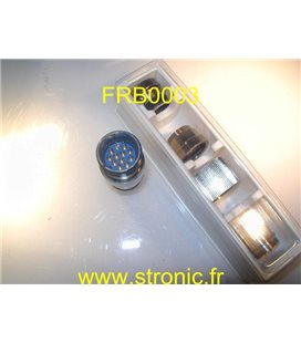 CONNECTEUR MALE FRB CL.121 13 40 15