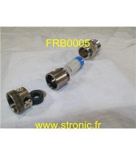 CONNECTEUR FEMELLE FRB CU.031 32 40 15