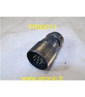 CONNECTEUR MALE FRB CL.091 13 40 15