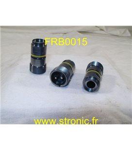 CONNECTEUR MALE FRB CS.022 33 40
