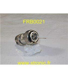 CONNECTEUR FEMELLE FRB CS.031 12 40 15