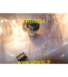 CONNECTEUR FEMELLE FRB CS.022 12 40 15