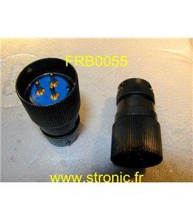 CONNECTEUR MALE FRB CP/L 32 M SC10