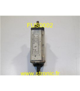 FUSIBLE FUSOCAP T0  125A