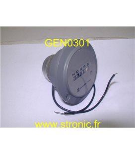 TIME COUNTER  P1572A1  120V 60Hz